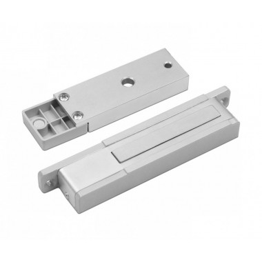 AL-150 Premium серый электромагнитный замок 150 кг