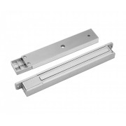 AL-200 Premium серый электромагнитный замок 200 кг