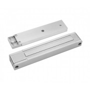 AL-400 Premium серый электромагнитный замок 400 кг