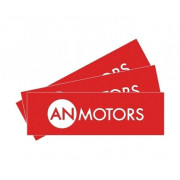 AN-Motors AST светоотражающие наклейки