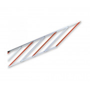 NICE WA13 алюминиевая шторка-решетка под стрелу