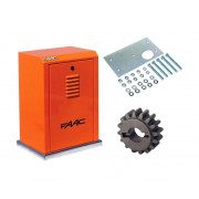 FAAC 884 MC 3PH KIT комплект для откатных ворот до 3500 кг
