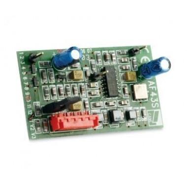 CAME AF43S (001AF43S) плата-радиоприемник 433.92 мгц