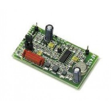 CAME AF43SR (001AF43SR) радиоприемник с динамическим кодом 433 МГц