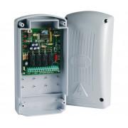 CAME RBE40230 (806RV0020) внешний двухчастотный 4-канальный радиодекодер