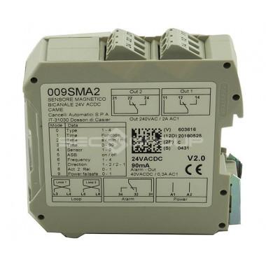 CAME SMA2 (009SMA2) цифровой детектор транспортного средства