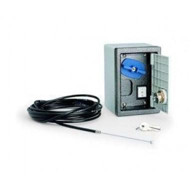 CAME H3000 (001H3000) механизм разблокировки в корпусе с ключом и кнопкой