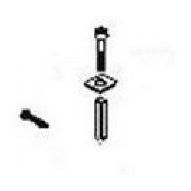 CAME 119RIBK032 Шпилька крепления ведущей шестерни BK
