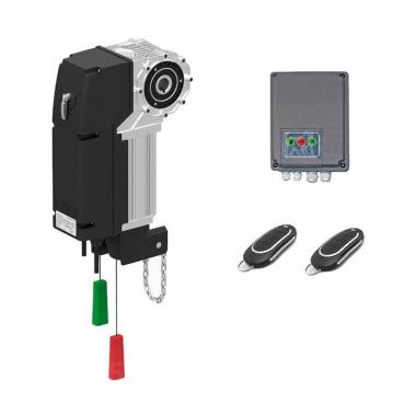 ALUTECH TR-3531-230KIT осевой комплект для секционных ворот