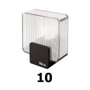 NICE ELACKIT10 комплект сигнальных ламп с антенной 230В