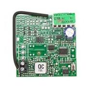 Faac радиоприемник 1-канальный встраиваемый (787856)