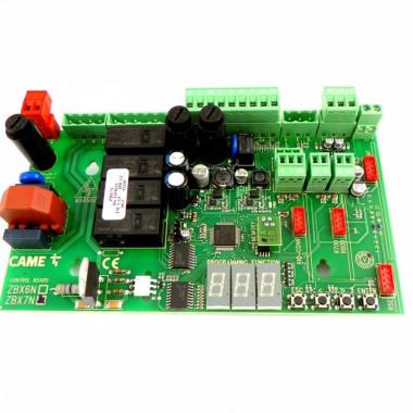 CAME ZBX7N (88001-0065) плата блока управления ZBX-74, ZBX-78