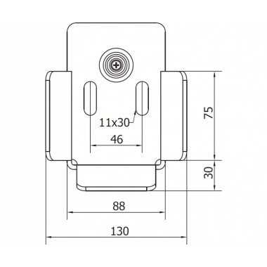 CAME LAST S (1700005) улавливатель концевого ролика