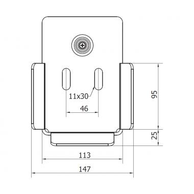 CAME LAST M (1700014) улавливатель концевого ролика