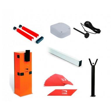 CAME 6 комплект шлагбаума с GSM