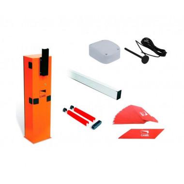 CAME 4 комплект шлагбаума с GSM
