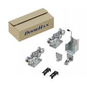 DoorHan DHSK-138 комплект роликов и направляющих для 138 балки