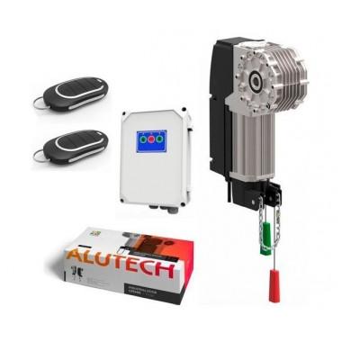ALUTECH TR-13018-400KIT осевой комплект для секционных ворот