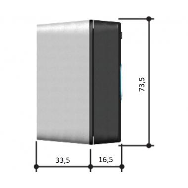 CAME SELR1NDG (806SL-0110) Проксимити-считыватель накладной
