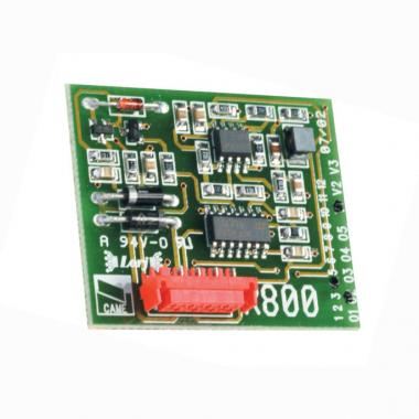 CAME 001R800 Плата декодирования и управления для проводных кодонаборных клавиатур