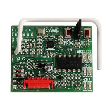 CAME RIOCN8WS (806SS-0040) Встраиваемая плата радиоканала для беспроводных устройств системы RIO v2.0