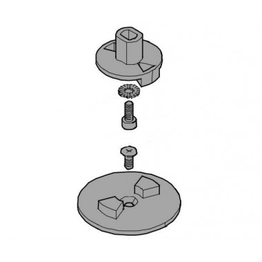 CAME 119RICX010 Кулачек редуктора С001