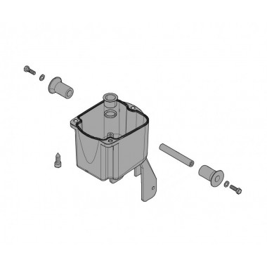 CAME 119RICX044 Корпус редуктора C010