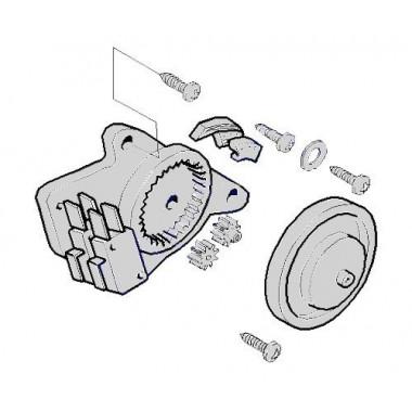 CAME 119RIX014 Привод концевых выключателей CAT-X в сборе