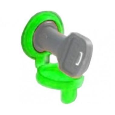 CAME 119RIBS015 Колпачек замка разблокировки BXV зеленый