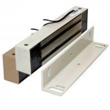 AccordTec ML-180K с уголком (белый) электромагнитный замок