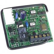 FAAC Радиоприемник 2-канальный встраиваемый в разъем RP 433 МГц с кодировкой RC (787857)