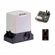 FAAC 741 KIT SLH (741_FAAC8_SLH) комплект автоматики с пультом для откатных ворот до 900 кг