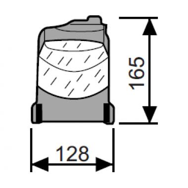 CAME E456 привод для автоматизации подъёмно-поворотных ворот