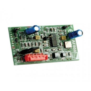 CAME AF868 (001AF868) плата-радиоприемник 868.35 мгц