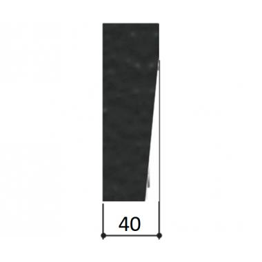 CAME S5000 (001S5000) кодовая клавиатура 9-кнопочная накладная с ключом и подсветкой