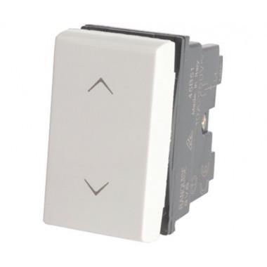 CAME YE0032 (001YE0032) выключатель без фиксации цвет белый